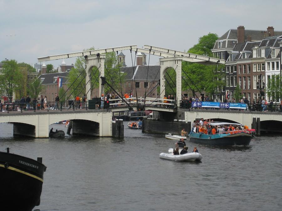 Amsterdam - Magere Brug