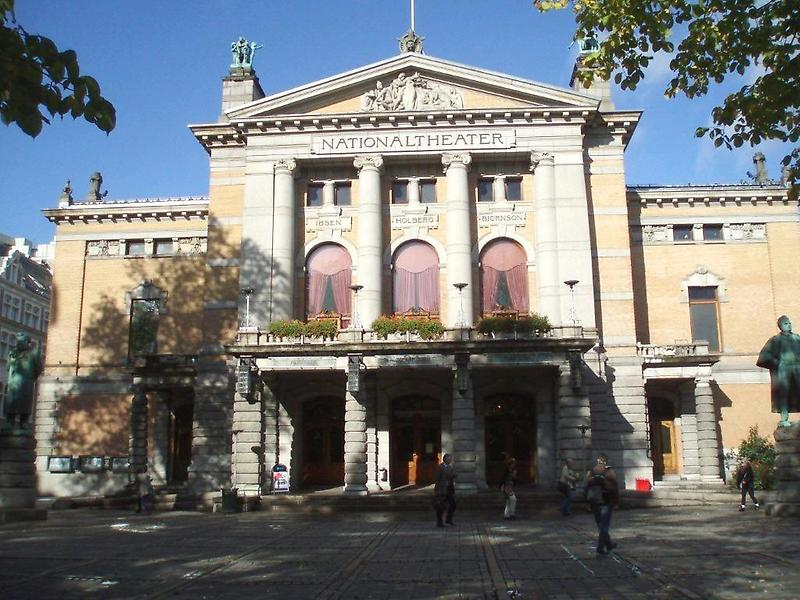 National Theater in Oslo