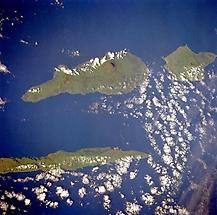 Islands of the central Azores