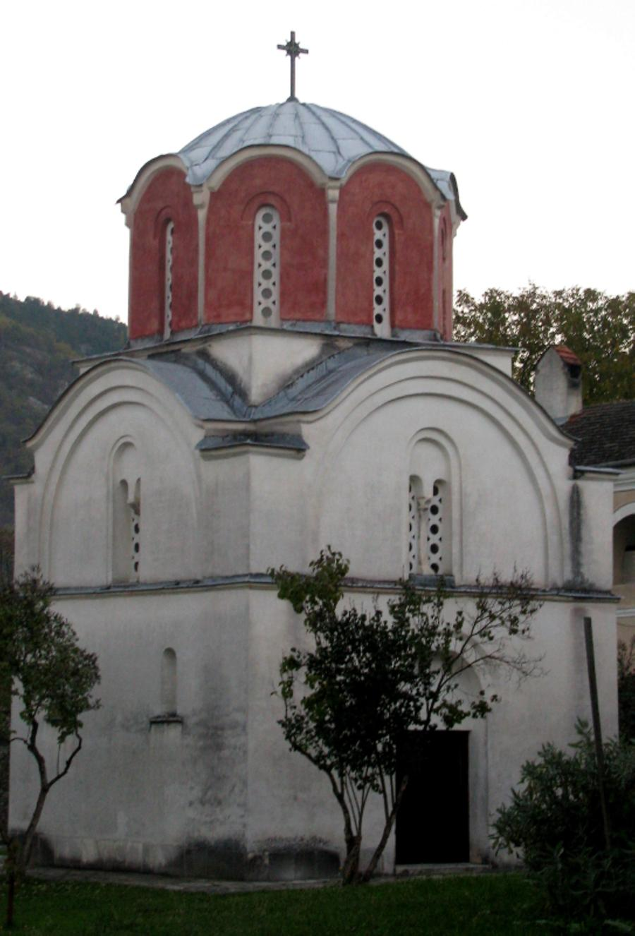 King's church. Photo: Žarko Mijailović, 2015, Photo made available by Mathematical Institute SANU, Belgrade