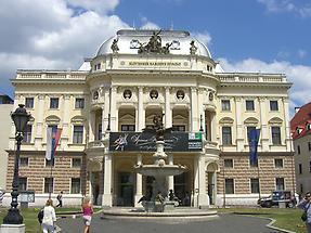 Bratislava, Slovak National Theatre