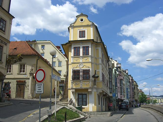 Bratislava, House of the Good Shepherd