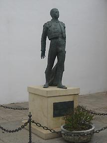 Ronda - Plaza de Toros - Torero (2)