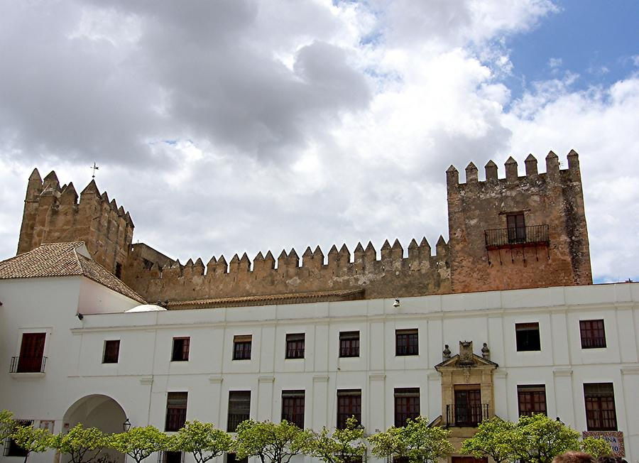 Arcos de la Frontera - Castle of the Count of Arcos