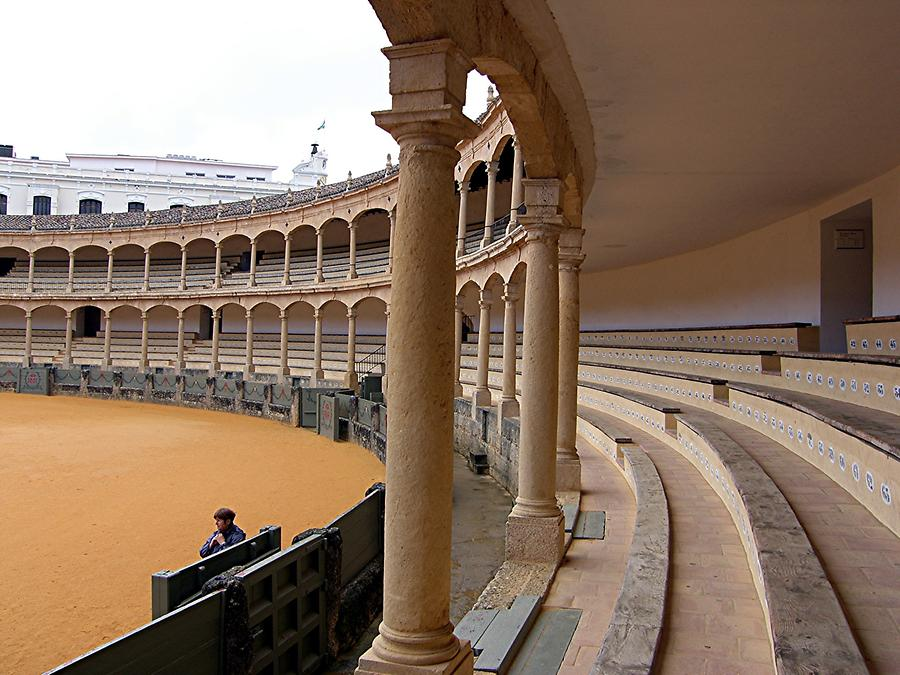 Ronda - Bullfight arena