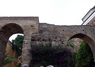 Seville Reales Alcazares - Patio de la Monteria (2)