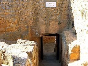 Carmona Roman Necropolis Servilia's Grave (1)