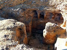 Carmona Roman Necropolis Tomb (1)