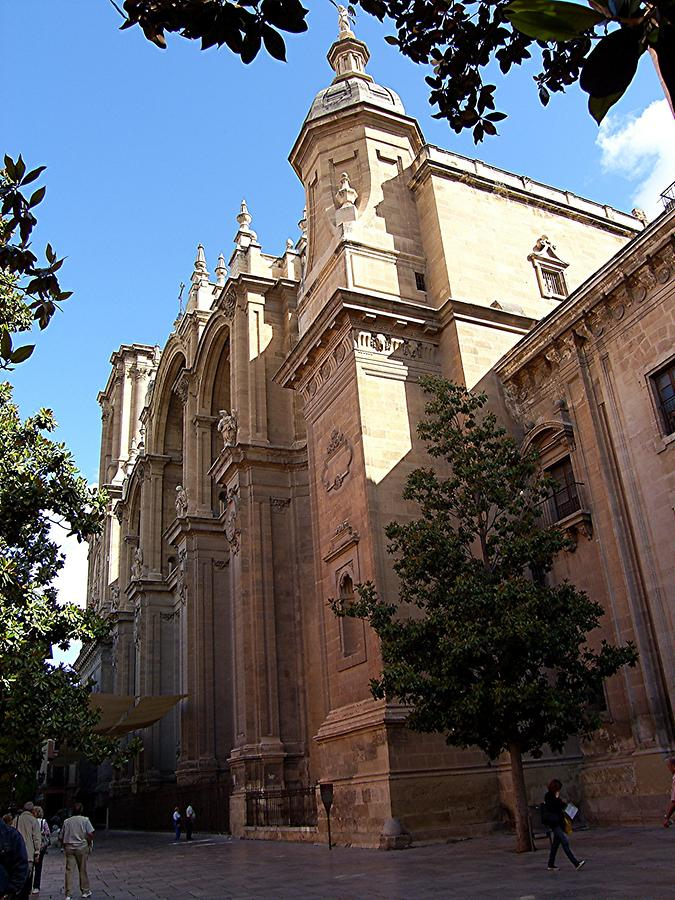 Granada – Cathedral Front