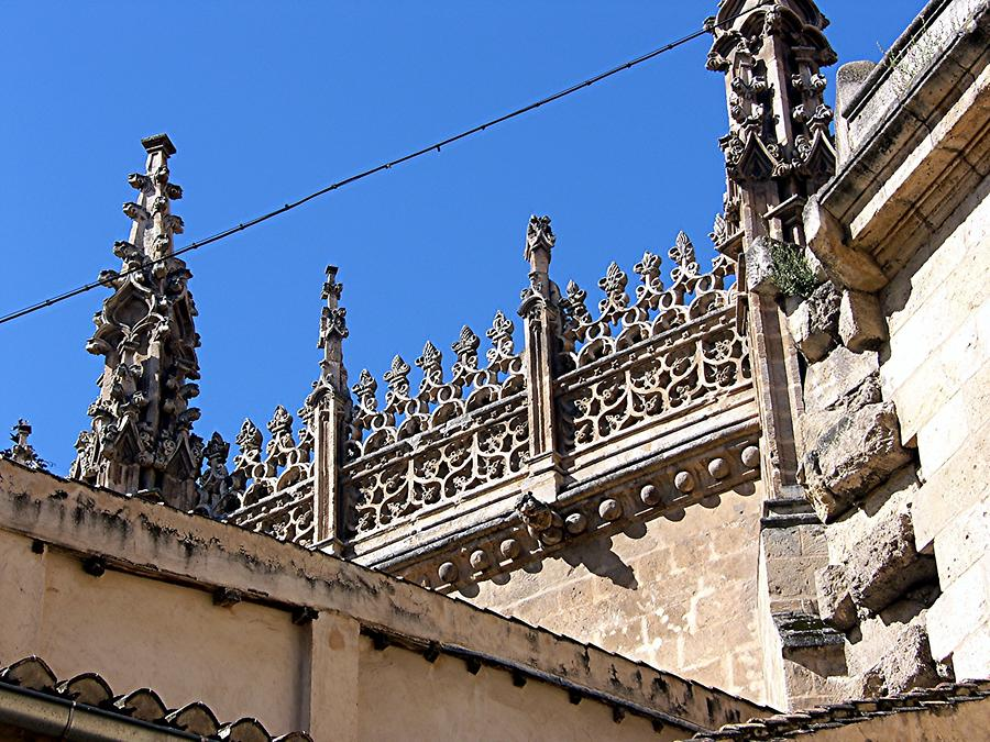 Granada – Cathedral Tracery