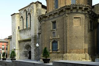 Cathedral Tudela
