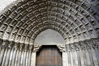 Portal Cathedral Tudela (1)