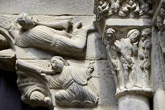 Portal Cathedral Tudela (3)
