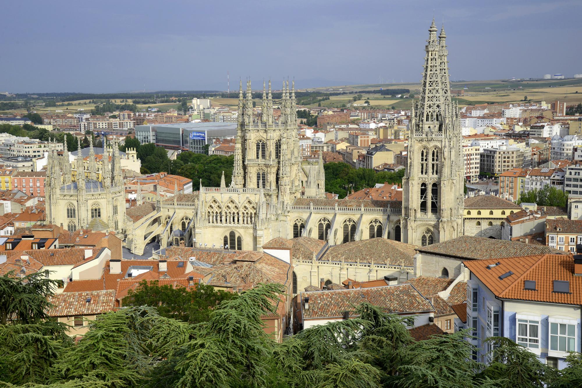 Burgos cathedral 10 burgos pictures spain in - Globalcolor burgos ...