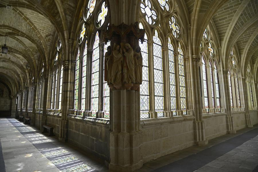 Burgos - Cathedral, Cloister