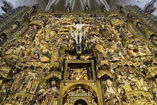 Burgos - Miraflores, Altar (1)