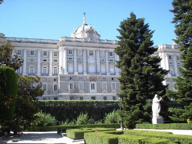 Royal Palace, Madrid (1)