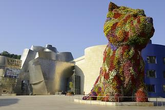 Puppy Guggenheim Museum