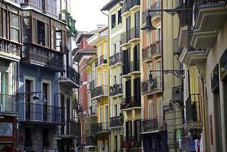 Historic City Pamplona (1)