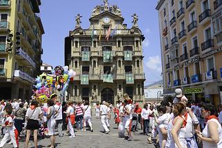 Town Hall Pamplona (1)