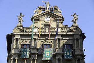 Town Hall Pamplona (2)