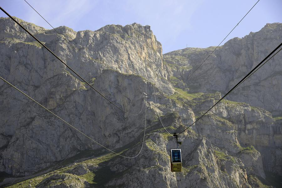 Fuente De - Cable Car
