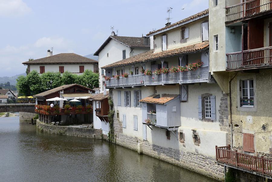 St jean pied de port 3 pyrenees pictures geography im austria forum - Hotel des pyrenees st jean pied de port ...