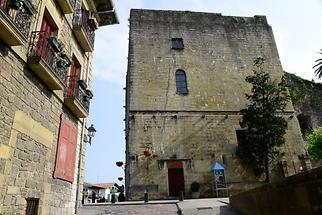 Castillo Carlos V. Hondarribia
