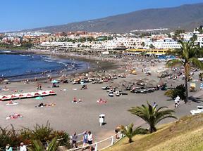 Costa Adeje -Playa Torviscas