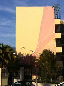 Costa Adeje - Avenida de Bruselas 8 - Hotel Labranda Isla Bonita - Reloje de sol (Sonnenuhr)