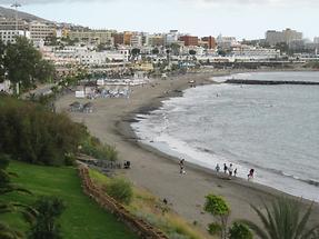 Costa Adeje - Playa Fanabe und Playa Torviscas