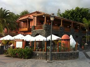 Costa Adeje - Restaurante La Hacienda Gran Hotel Bahia del Duque