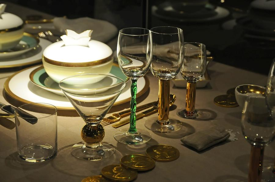 Nobel - Tableware