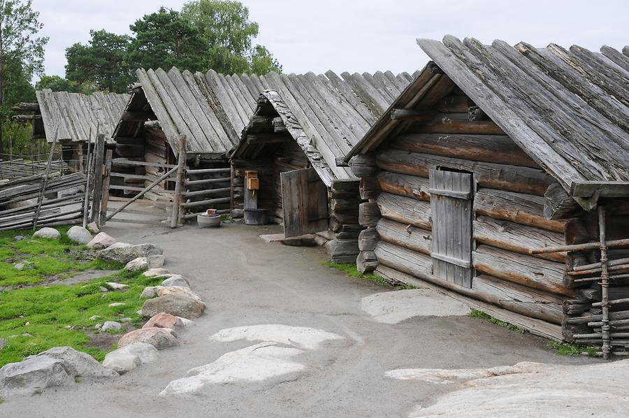 Skansen - Farm House