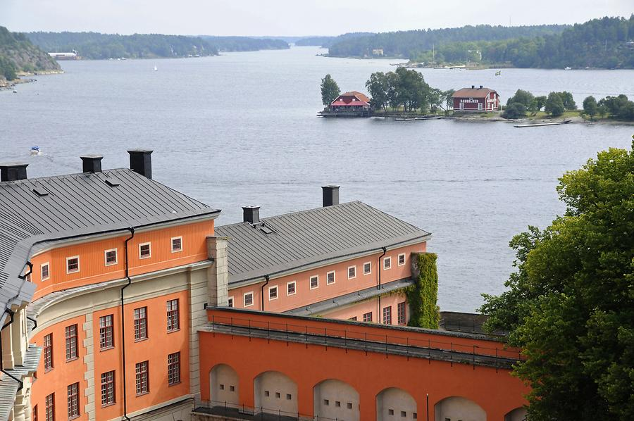 Vaxholm - Fortress