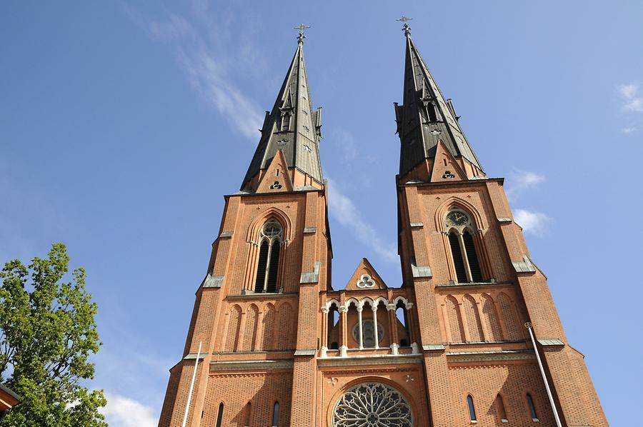 Uppsala - Cathedral