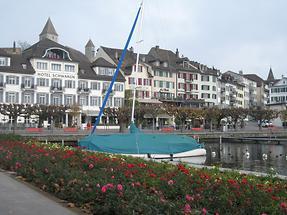 Rapperswil - Seequai (2)