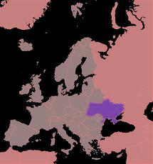 Ukraine in Europe