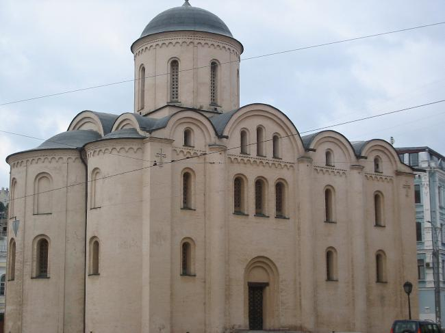 Orthodox Church of the Pyrohoshchi