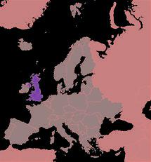 United Kingdom in Europe