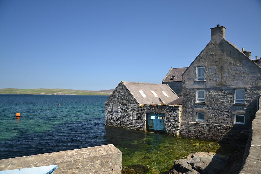 Lodberries in Lerwick