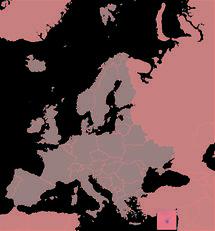 Akrotiri in Europe
