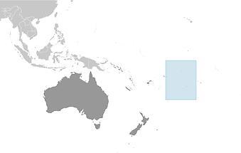 Cook Islands in Australia