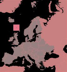Faroe Islands in Europe