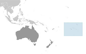 French Polynesia in Australia