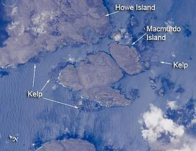Mac Murdo and Howe Islands