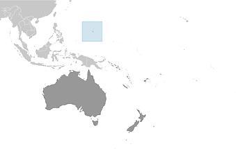 Guam in Australia