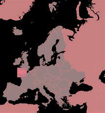 Guernsey in Europe