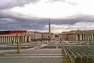 Obelisk, St. Peters Square