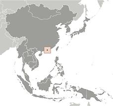Hong Kong in East And SouthEast Asia